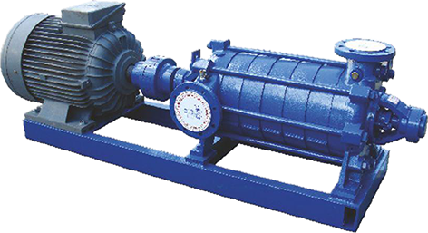 Akmisan Multistage Centrifugal Pumps